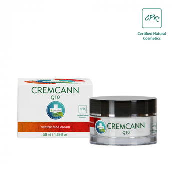 CREMCANN Q10 - moisturing face cream with Q10, 15ml