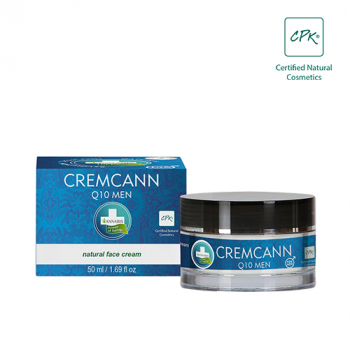 CREMCANN Q10 Face cream for men, 50ml