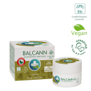 BALCANN ORGANIC skin care Hemp Balm +oak tree bark