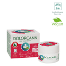DOLORCANN massage balm Organic Hemp+Menthol 50ml